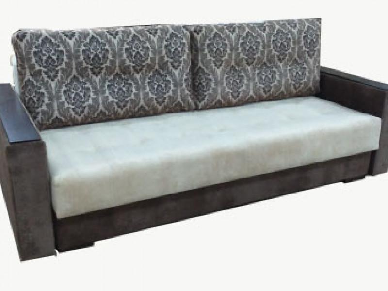 диван Еврокнижка модерн с утяжками
